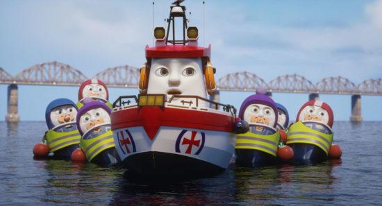 Elias - das kleine Rettungsboot