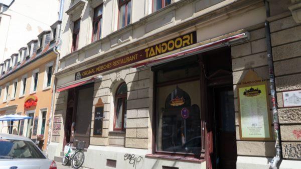 Tandoori - neues Restaurant in der Louisenstraße 61