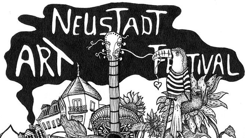 Neustadt-Art-Festival vom 28. bis 30. September