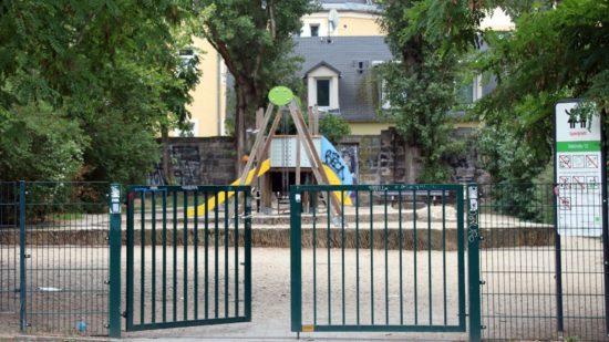 Spielplatz Talstrasse 12