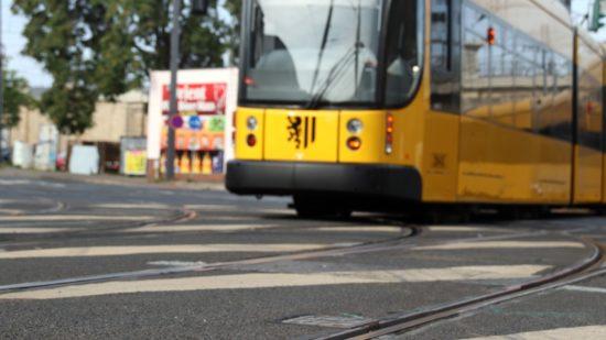Gleise am Schlesischen Platz sollen repariert werden.