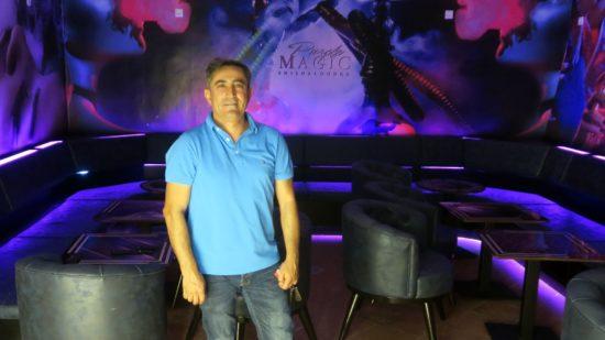 "Tahir Karabacak führt das ""Purple Magic"""
