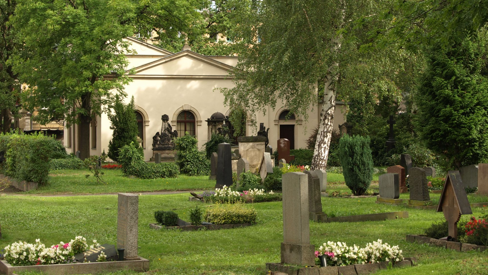 Innerer Neustädter Friedhof