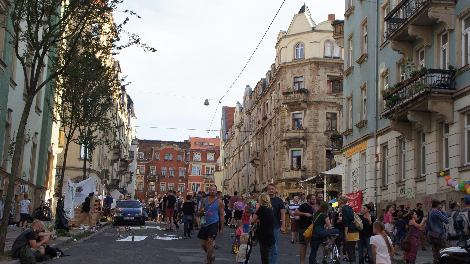 Das Rudolfstraßenfest am 8.9.2018