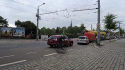 An der Kreuzung Friedens- und Fritz-Reuter-Straße soll die Ampel entstehen.