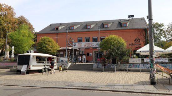 Scheune-Sanierungspläne heute im Ortsbeirat