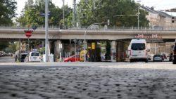 Asphalt statt Pflaster am Bischofsplatz