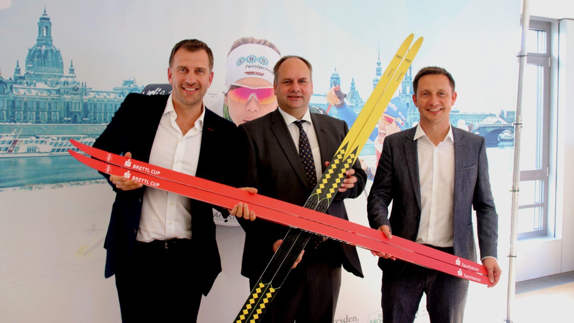 René Kindermann, Dirk Hilbert und Torsten Püschel (v.l.)