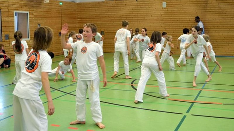 Capoeira-Kids