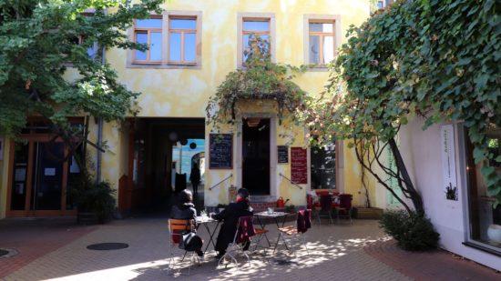 Hofcafé im Kunsthof