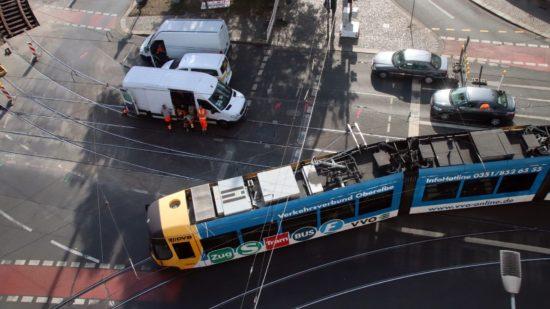 Ab Sonntag normalisiert sich der Verkehr ein bisschen.
