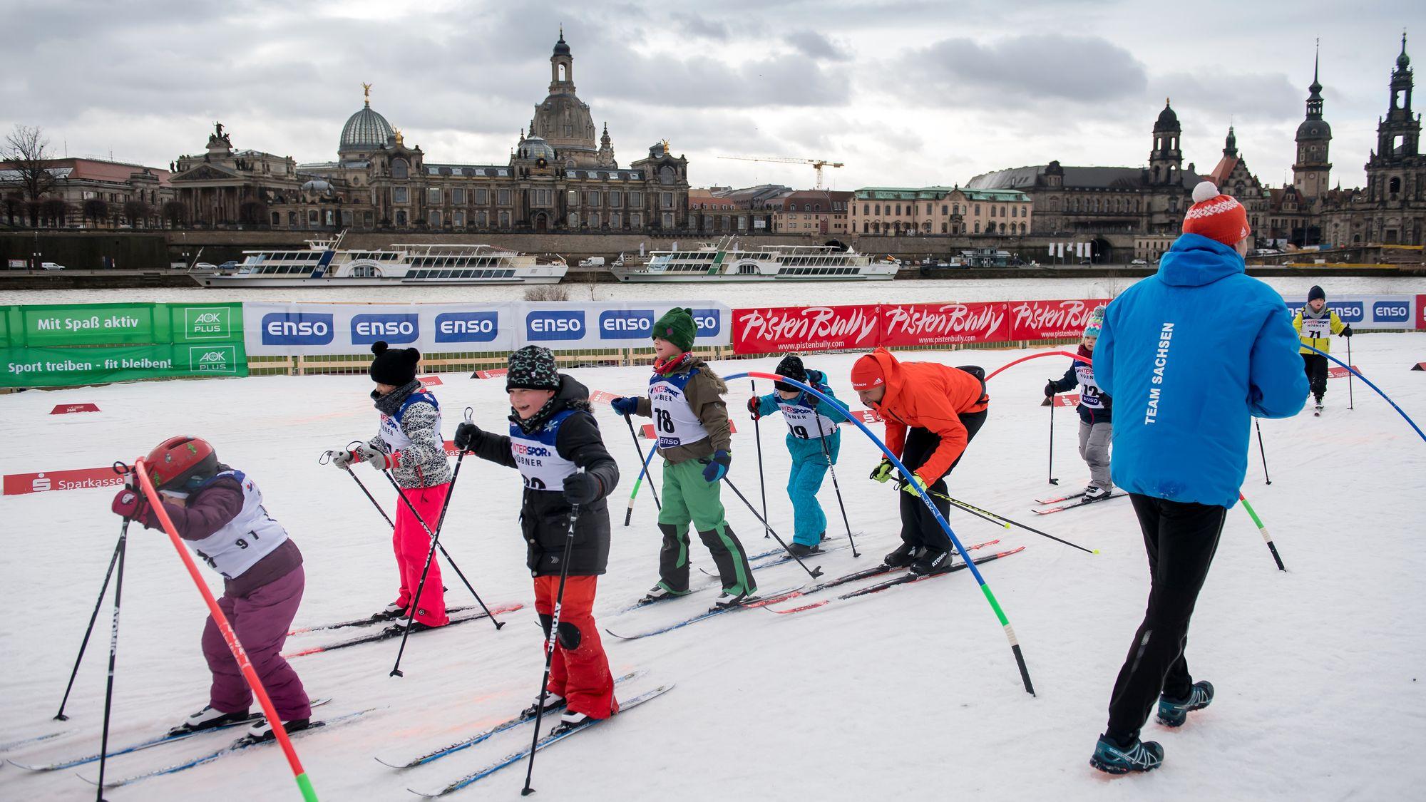 Ski-Schülerwoche am Elbufer - Foto: PR/Thomas Eisenhuth