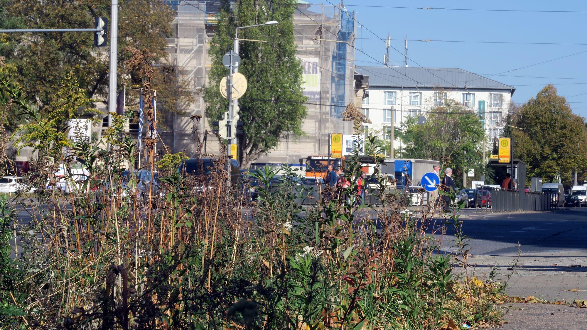 Baustart für den Kreuzungsumbau ist voraussichtlich 2023