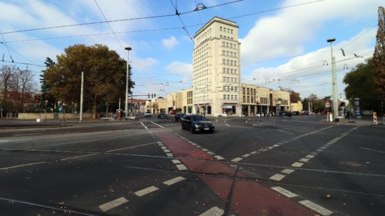 Albertplatz - Foto: Archiv