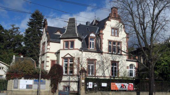 Le Petit Café an der Bautzner Straße