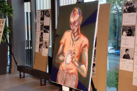 Ausstellung im Simmel-Center