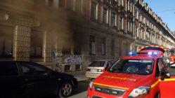 Brand auf der Förstereistraße - Fotos: Roland Halkasch
