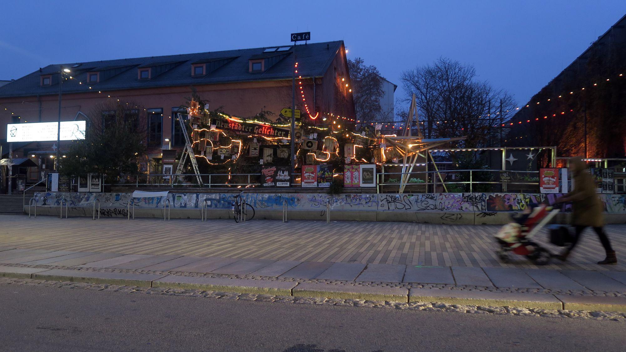 Weihnachten rückt uns auf die Pelle - Neustadt-Geflüster