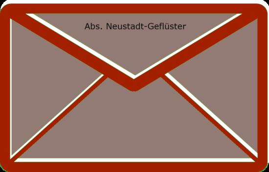 Immer sonntags die Neustadt-Nachrichten per E-Mail bekommen.