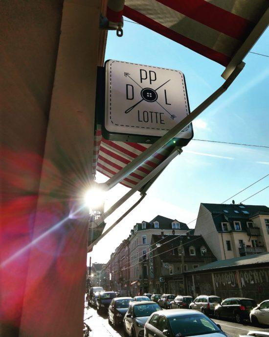 Die Doppellotte gibt es jetzt auch auf der Rothenburger Straße 36