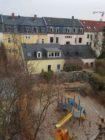 Spielplatz ohne Pappeln. Foto: F. Hertel