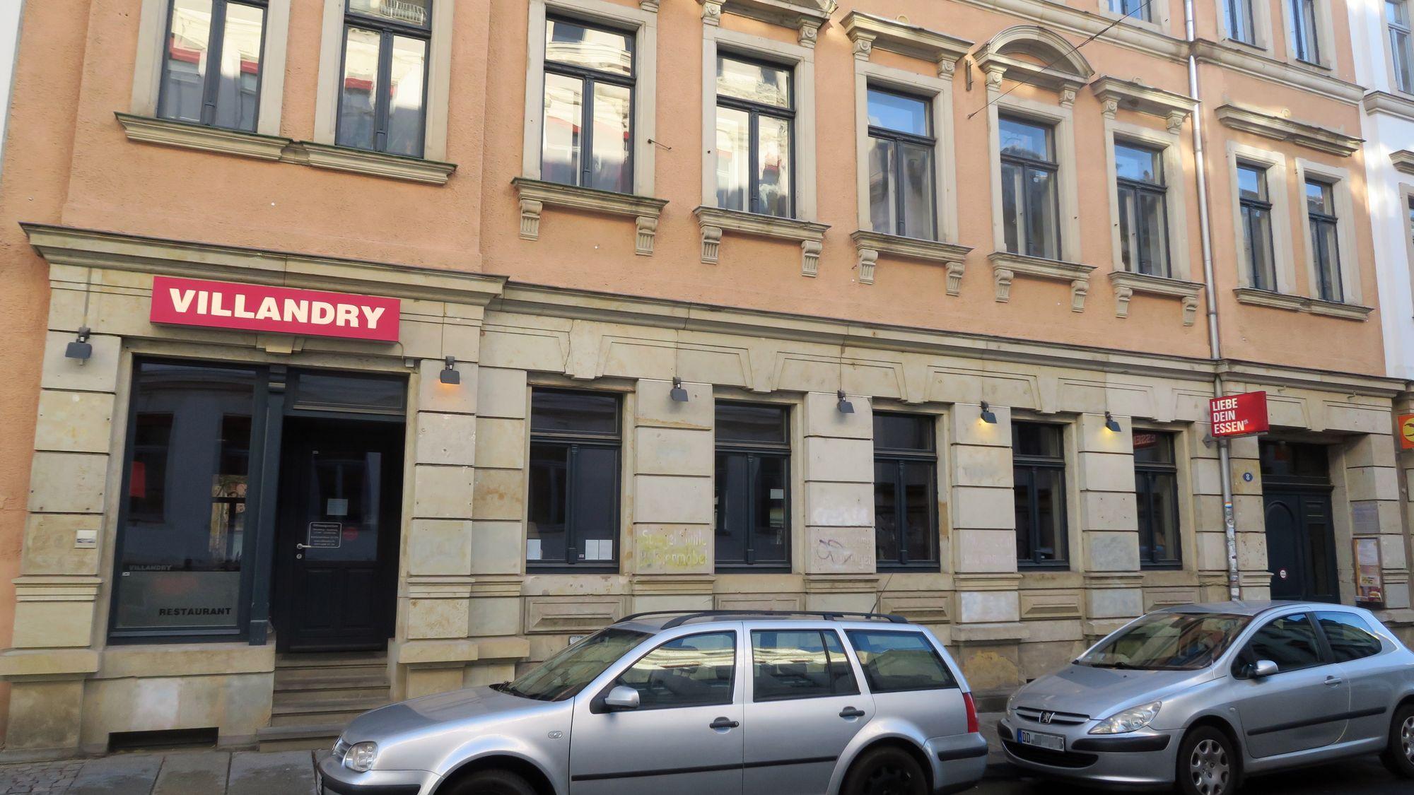 Villandry auf der Jordanstraße
