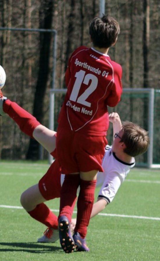Großer Sport für kleine Kicker