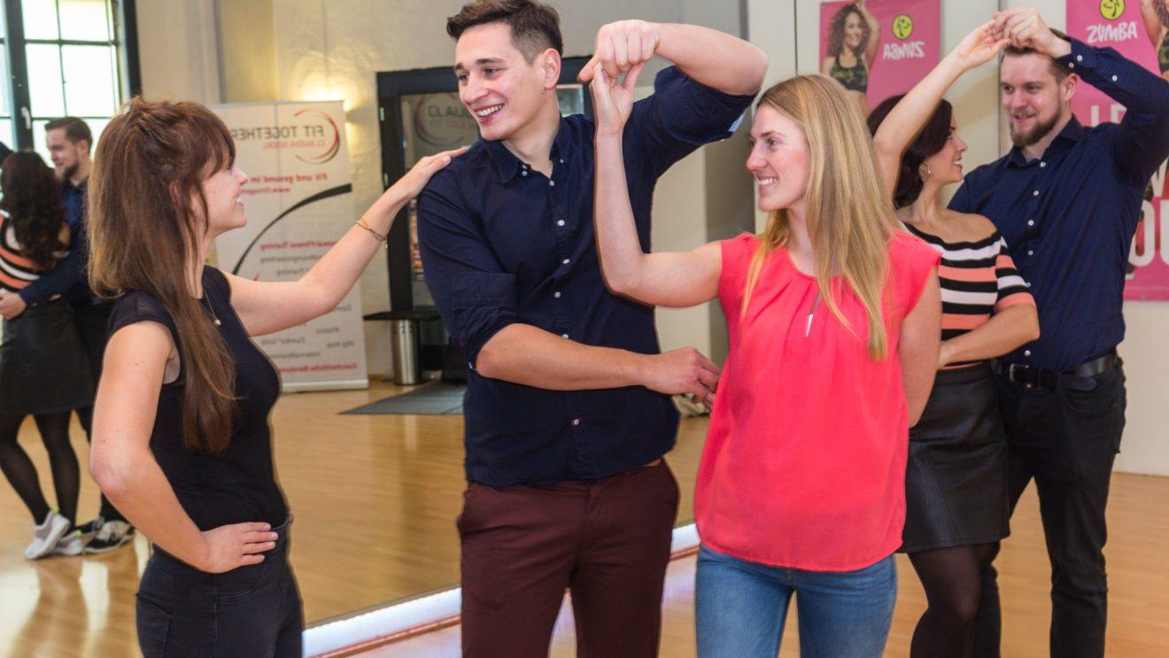 Tanzstunde mit Luisa