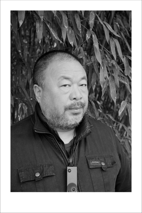 Ai Wei Wei - Foto: Jean Noël Schramm