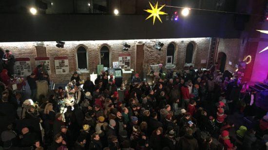 Hechtzauber: Weihnachtsmarkt im Hechtviertel