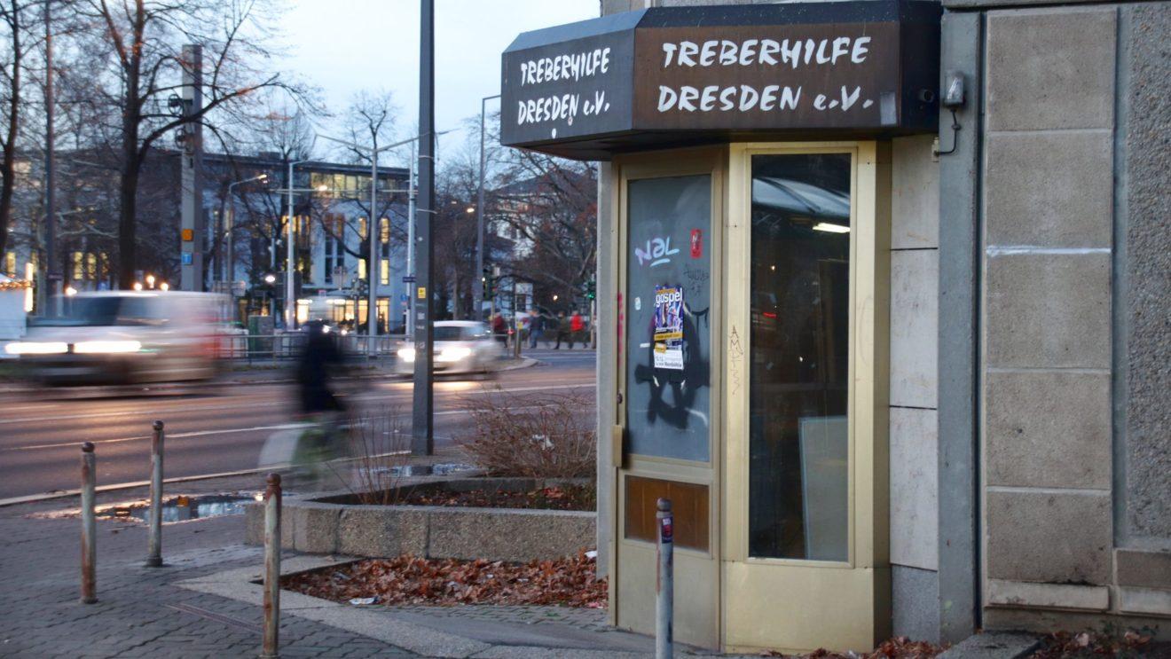 Treberhilfe an der Albertstraße