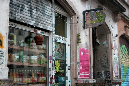 Bis zum frühen Nachmittag darf derBiospäti in der Rudolfstraße schlafen
