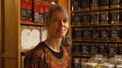 Sandra Schulz ist hauptberuflich Teetrinkerin