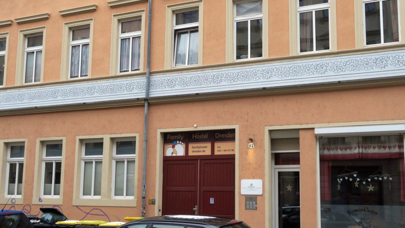 Family-Hostel auf der Hechtstraße