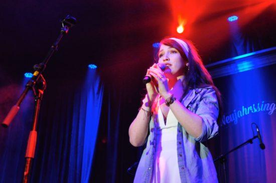 Super Stimme: Veronika Voit-Kralacek