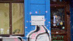 Vorübergehend geschlossen: Kinder- und Jugend-Zahn-Klinik auf der Eschenstraße