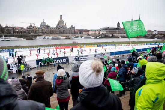 Publikum an der Weltcupstrecke - Foto: Thomas Eisenhuth