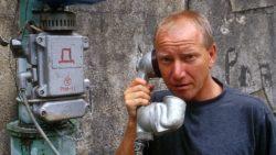 Frank Schulz im Kaukasus - bei einer seiner ersten Reisen Ende der 1990er Jahre. Foto: schulz aktiv reisen