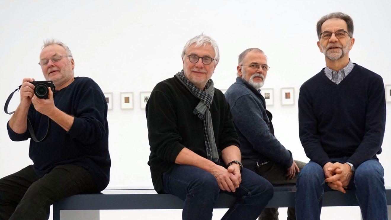 Die ASA-Gruppe: Georg Krause, Frank Höhler, Jürgen Matschie , Thomas Kläber