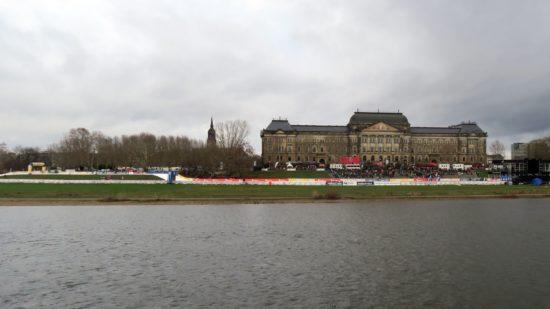 Königsufer mit Langlauf-Spektakel - Foto: Archiv