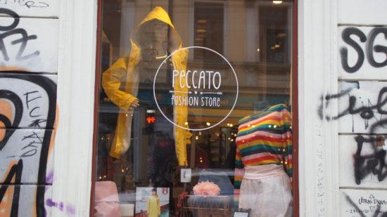 Vom Regenmantel bis zum Goldring: Das Peccato