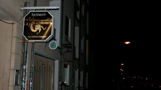 Nachteulen und Nachtschwärmer sind bekannt, wer kennt den Nachtwurm?