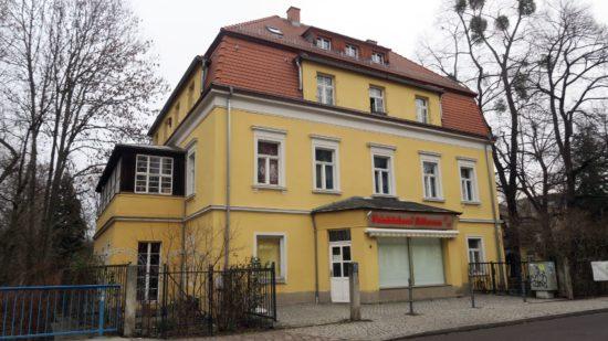 Geschlossen: die Rißmann-Filiale auf dem Bischofsweg