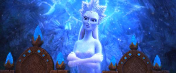 Die Schneekönigin: Im Spiegelland