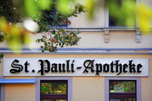 St.-Pauli-Apotheke - Foto: Amac Garbe