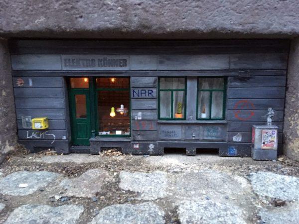 Miniatur-Kellerfenster - Foto: Thomas Wätzold