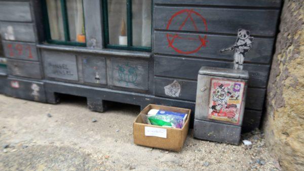 Nun auch neustadtecht mit Geschenkebox