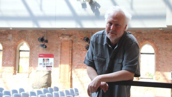 Vereinsvorstand und Regisseur Jörg Berger