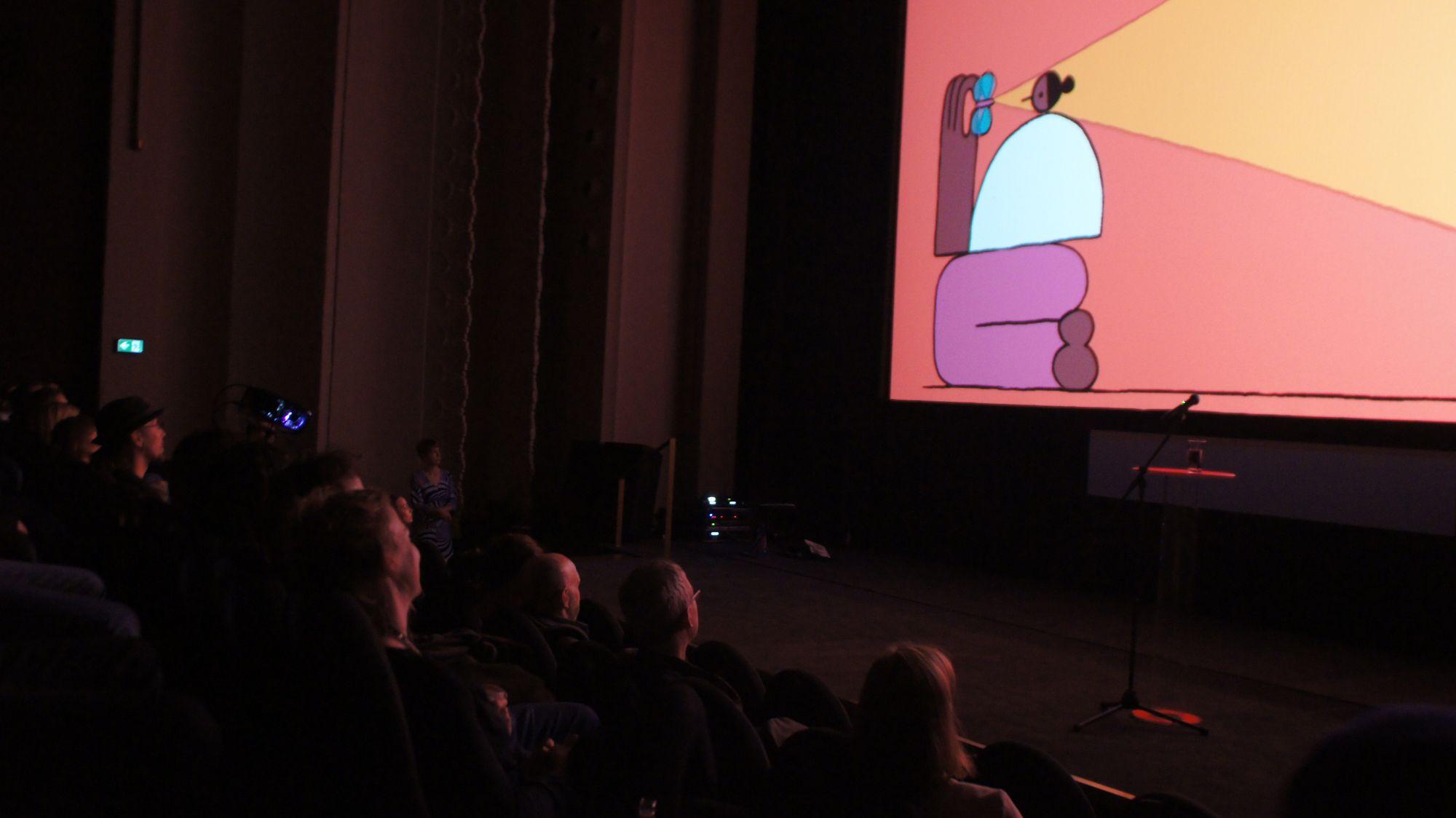 Film ab! für das Filmfest 2019