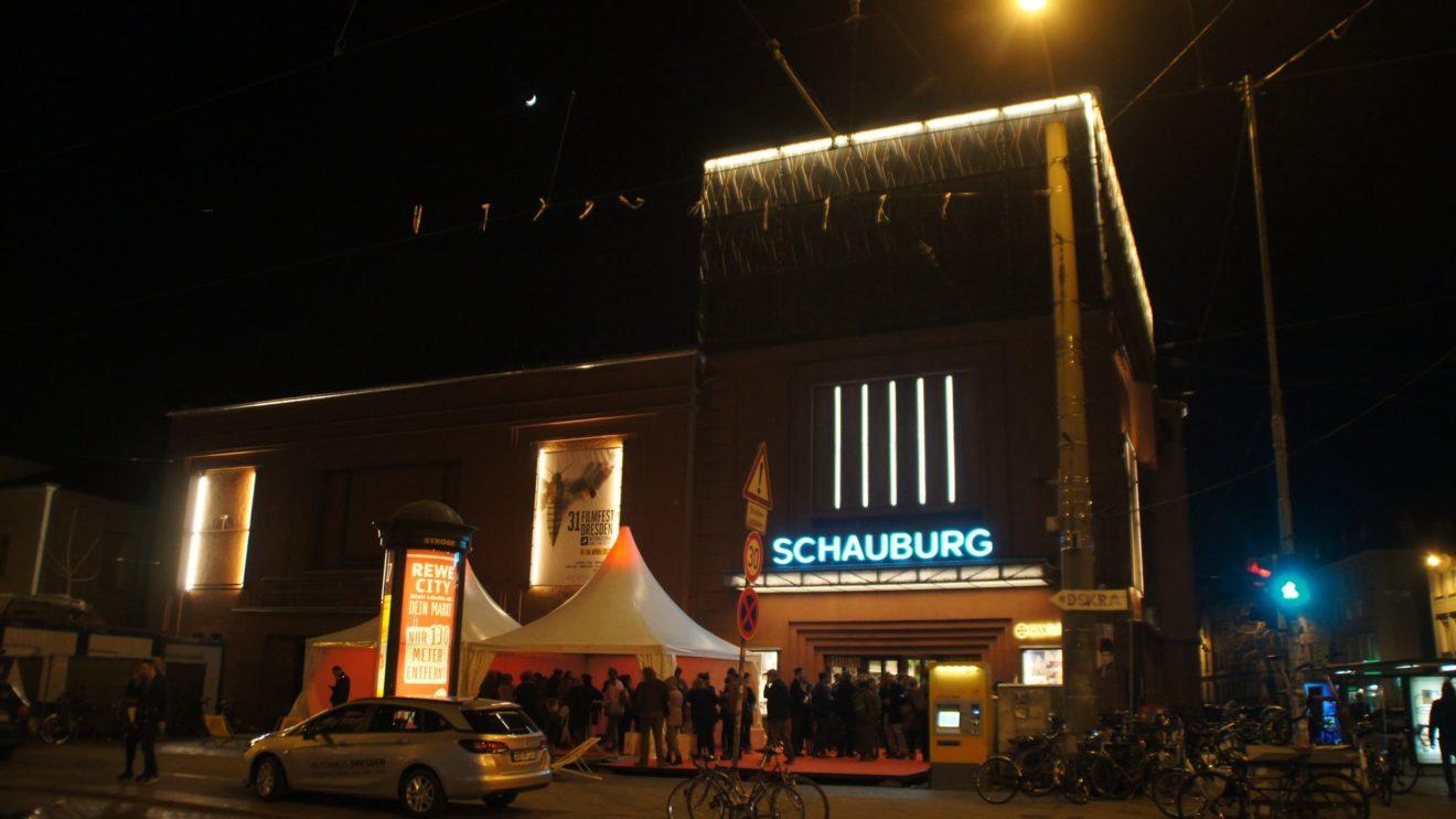 Roter-Teppich, Zelte, Stimmengewirr: Es ist wieder Filmfest-Zeit in Dresden